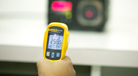thermography energy audit